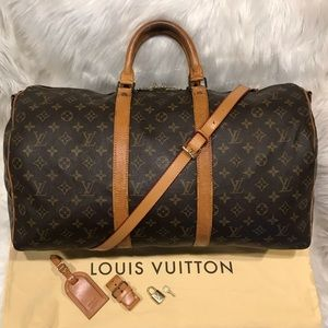 Louis Vuitton Bandouliere Keepall 50 #8.9M